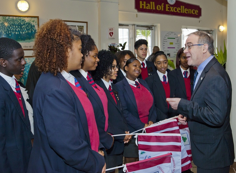 Duke of Edinburgh's International Award  Bermuda March 3 2017 (4)