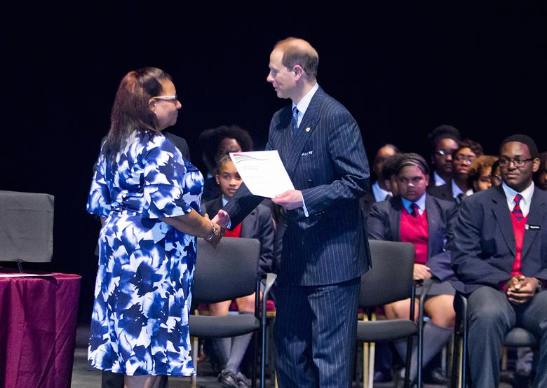 Duke of Edinburgh's International Award  Bermuda March 3 2017 (9)