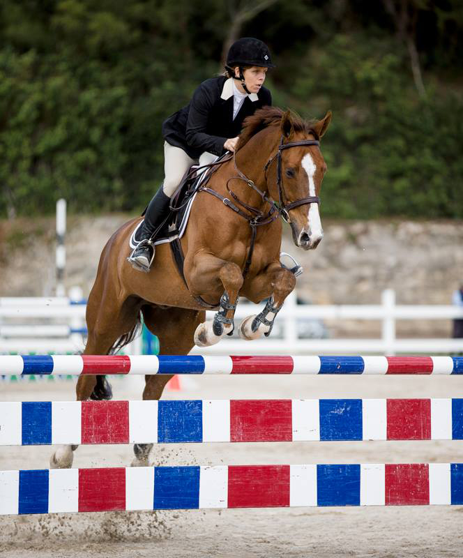FEI WJC Round 2 Vicki Steele on All in One Bermuda March 4 2017