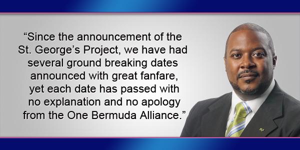 Jamahl Simmons Bermuda March 2 2017