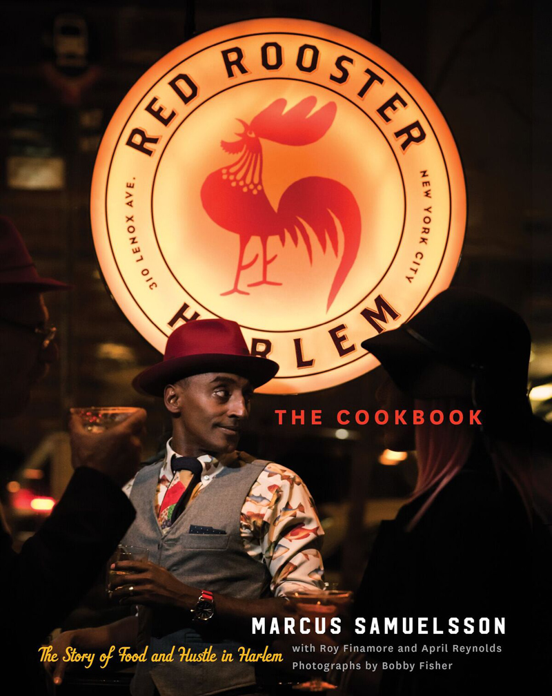 Marcus Samuelsson Cookbook front cover Bermuda March 13 2017