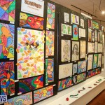 Primary Schools Art Exhibition Bermuda, March 17 2017-16