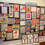 Primary Schools Art Exhibition Bermuda, March 17 2017-18