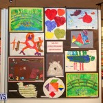 Primary Schools Art Exhibition Bermuda, March 17 2017-46