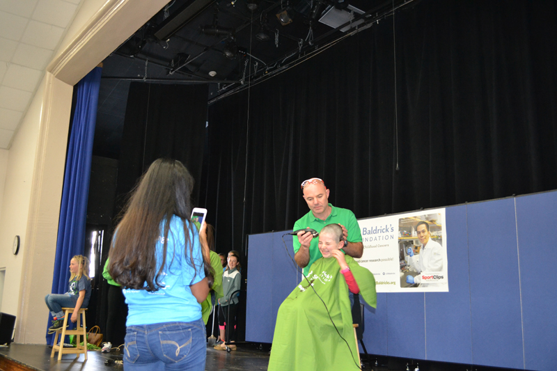 St. Baldrick's at Warwick Academy Bermuda March 17 2017 (9)