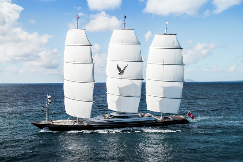 Superyacht Bermuda March 28 2017