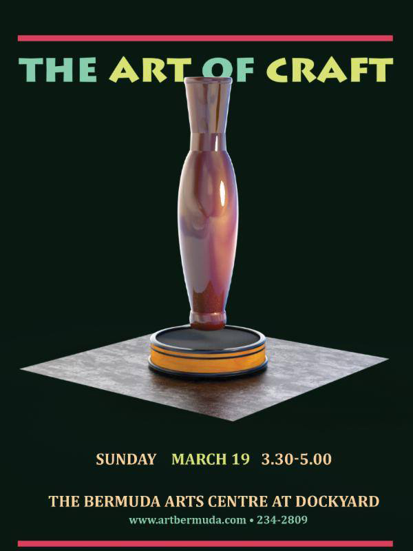The Art of Craft Bermuda March 2017