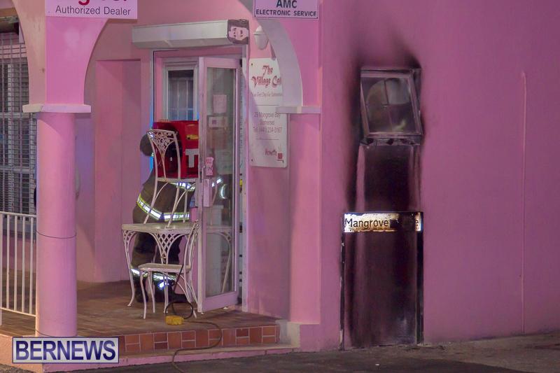 Village Cafe Fire Bermuda, March 13 2017-2