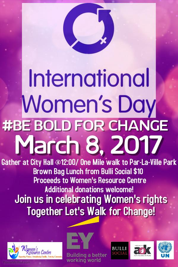 Women's Day Event Bermuda March 2017