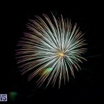 Americas Cup Fireworks In Hamilton Bermuda, April 21 2017-11