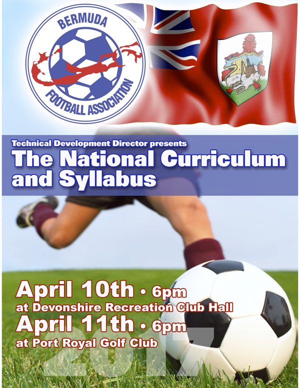 BFA National Curriculum Bermuda April 4 2017