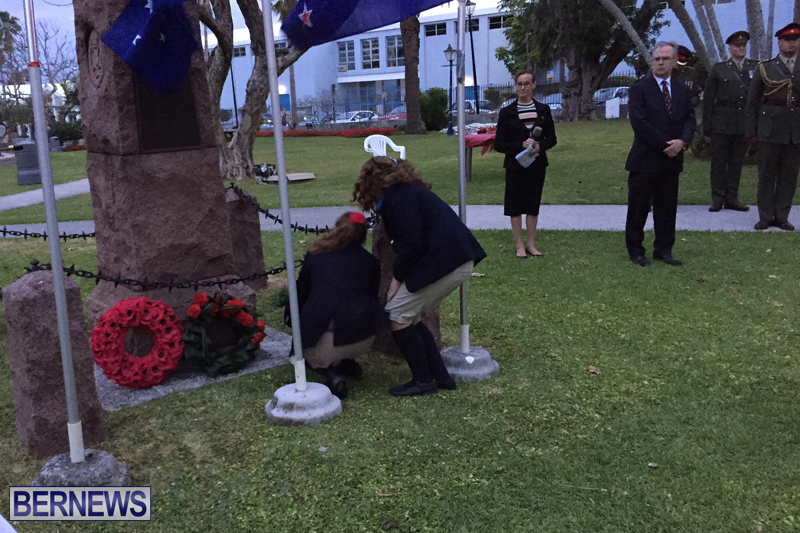Bermuda ANZAC Day Service April 25 2017 (4)