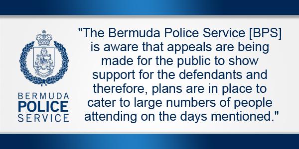 Bermuda Police Service TC April 28 2017