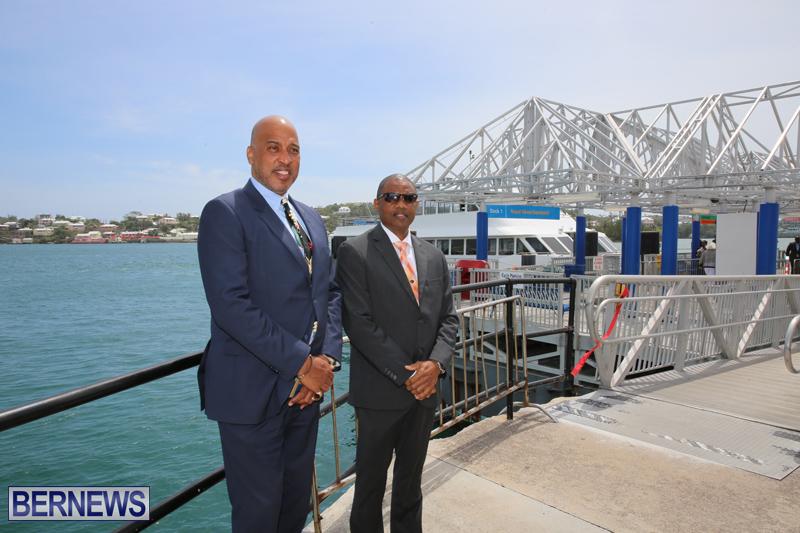 Cole Simons At Hamilton Ferry Terminal Bermuda April 7 2017 (2)