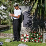 Commemorative Service Kings Pilot James Jemmy Darrell Bermuda, April 8 2017-1