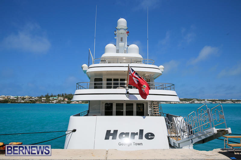 Harle Luxury Motor Yacht Superyacht Bermuda, April 22 2017-2