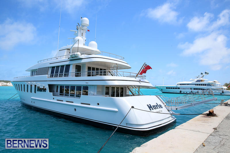 Harle Luxury Motor Yacht Superyacht Bermuda, April 22 2017-4