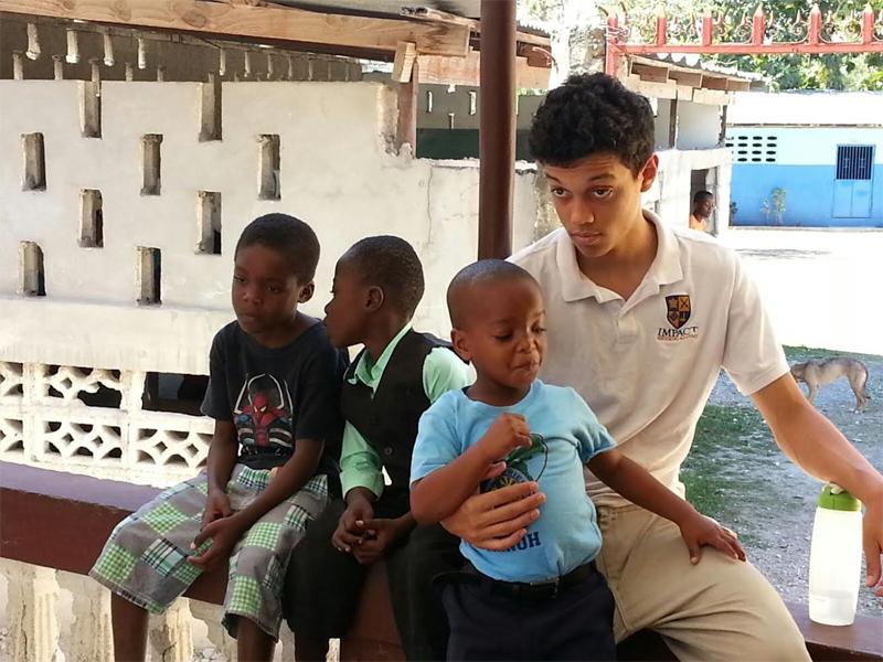 Impact Mentoring Academy Haiti Bermuda April 2017 (1)