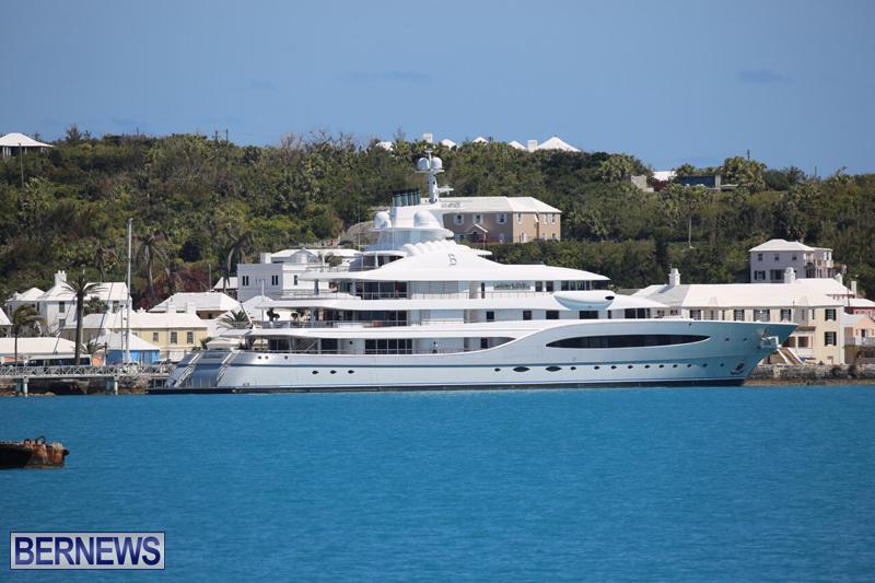 Mayan Queen yacht Bermuda April 2017 (1)