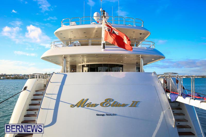 Mia Elise II Superyacht Bermuda, April 23 2017-3
