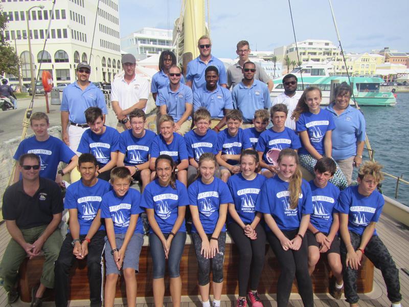 Saltus Sloop Expedition Bermuda April 3 2017 (3)