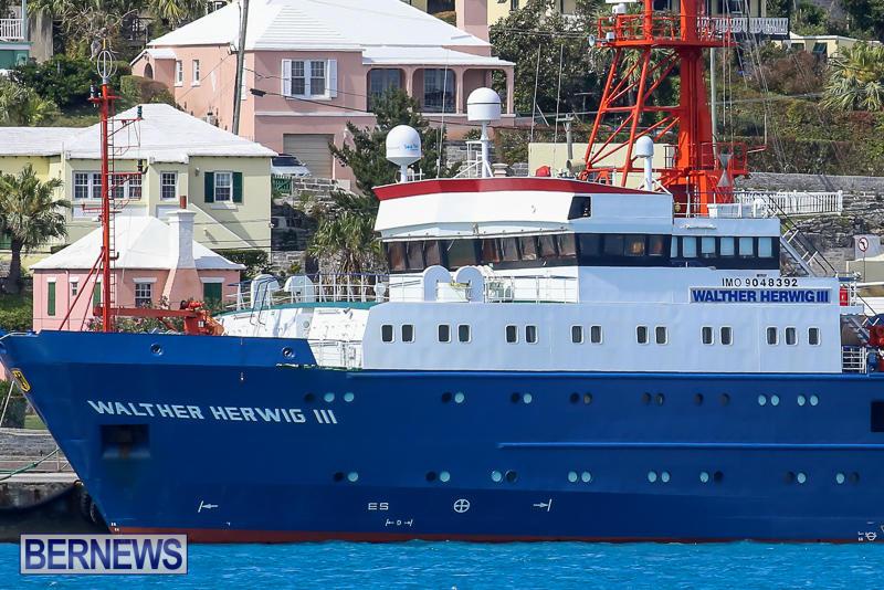 Walther Herwig III Bermuda, April 10 2017-3