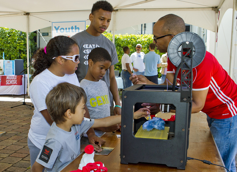 Youth Maker Fair Bermuda April 2017 (1)