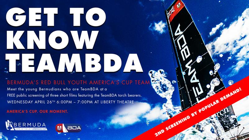 get to know teambda Bermuda April 19 2017
