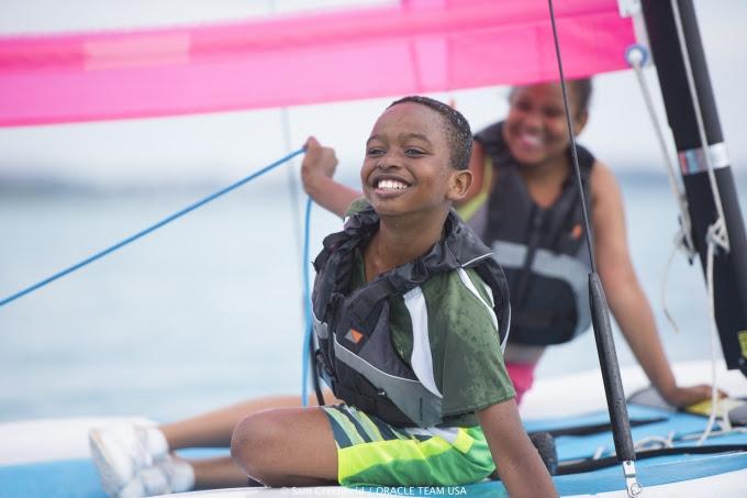 AC Endeavour Junior Regattas Bermuda May 2017
