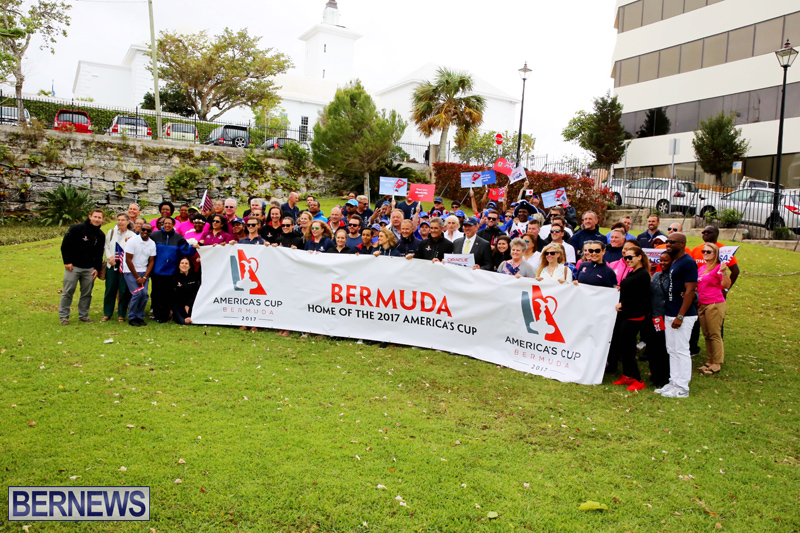 America's Cup Prep Rally Bermuda May 12 2017 (2)