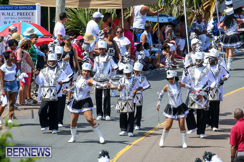 Bermuda Day Parade, May 24 2017-12
