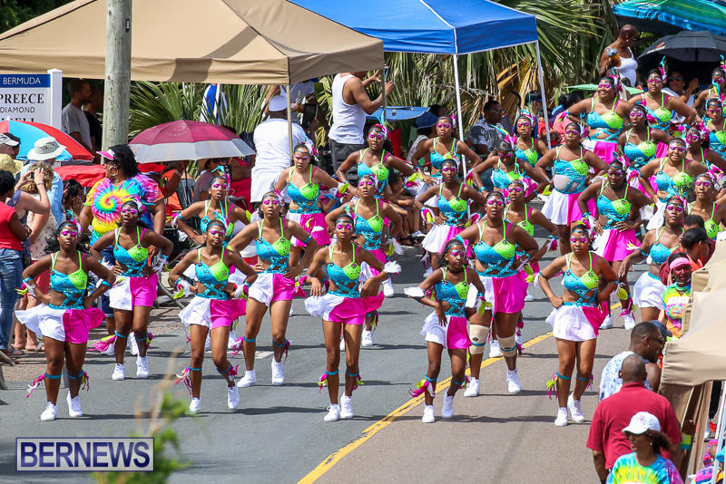 Bermuda Day Parade, May 24 2017-21