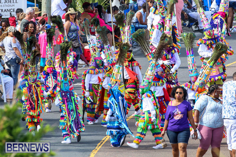 Bermuda Day Parade, May 24 2017-33