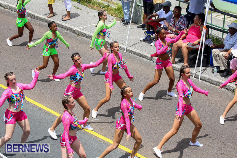 Bermuda Day Parade, May 24 2017-6