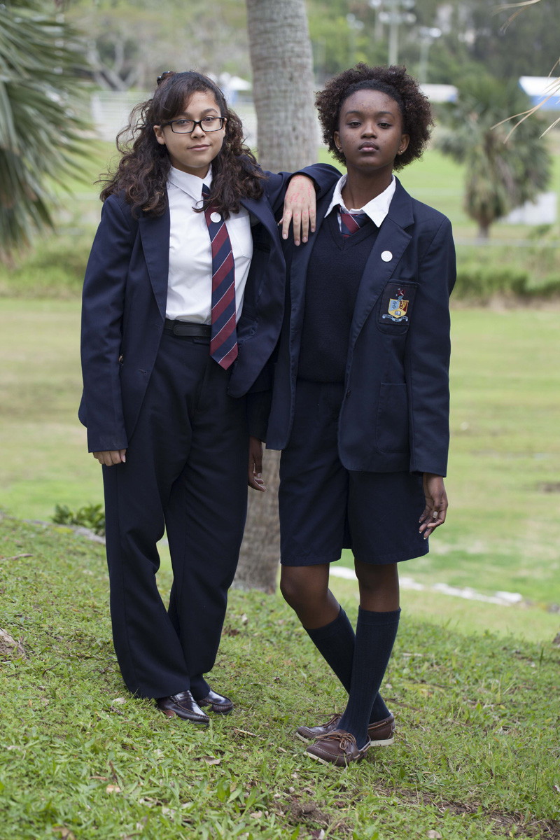 Bermuda Middle School Bermuda May 2017
