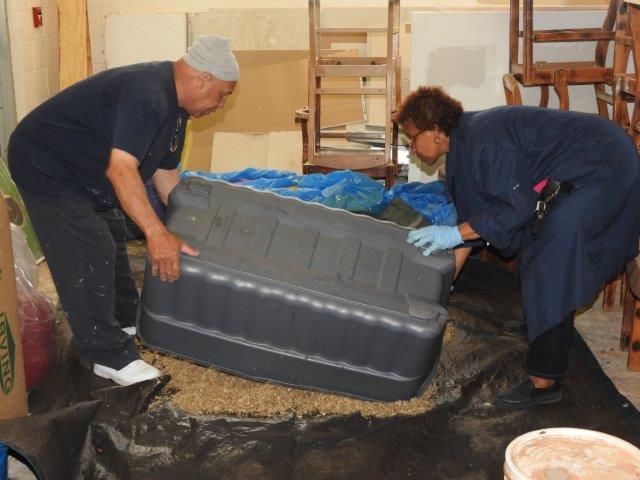 Dyeing Of Sawdust Bermuda May 10 2017 (2)