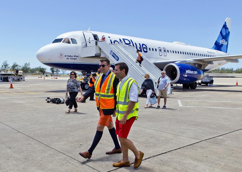 Jetblue Expanded Service Bermuda May 18 2017 (3)
