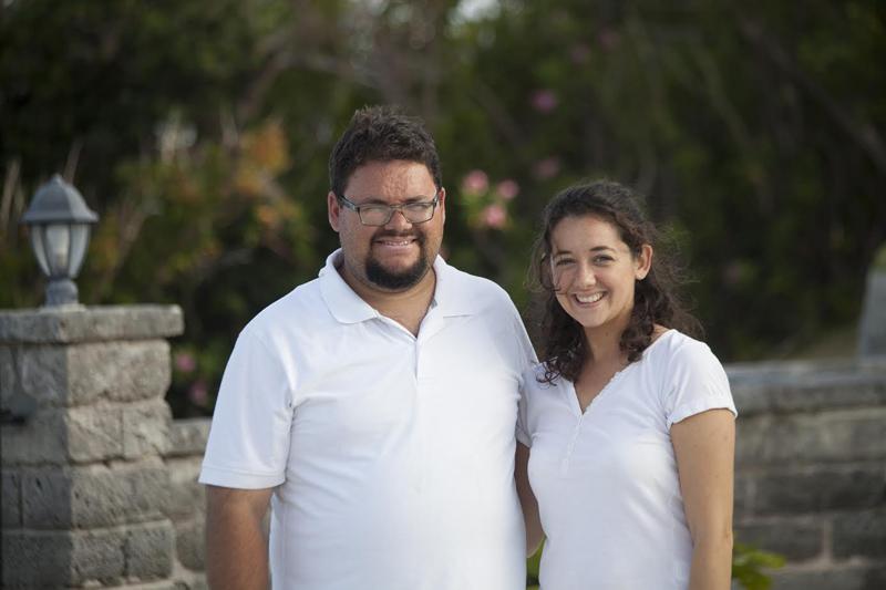 Kamala and Richard Shastri Bermuda May 2017 (1)