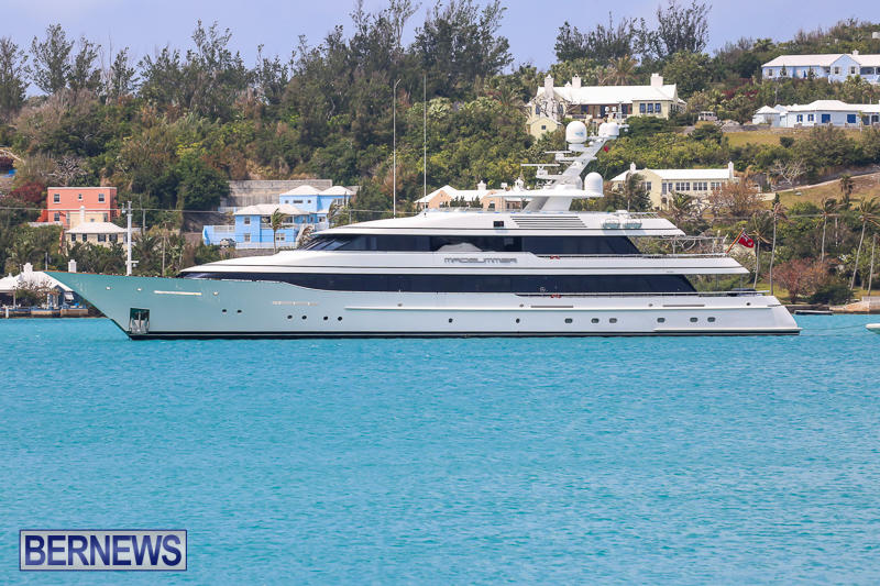 Mad Summer Superyacht Bermuda, May 14 2017 (1)