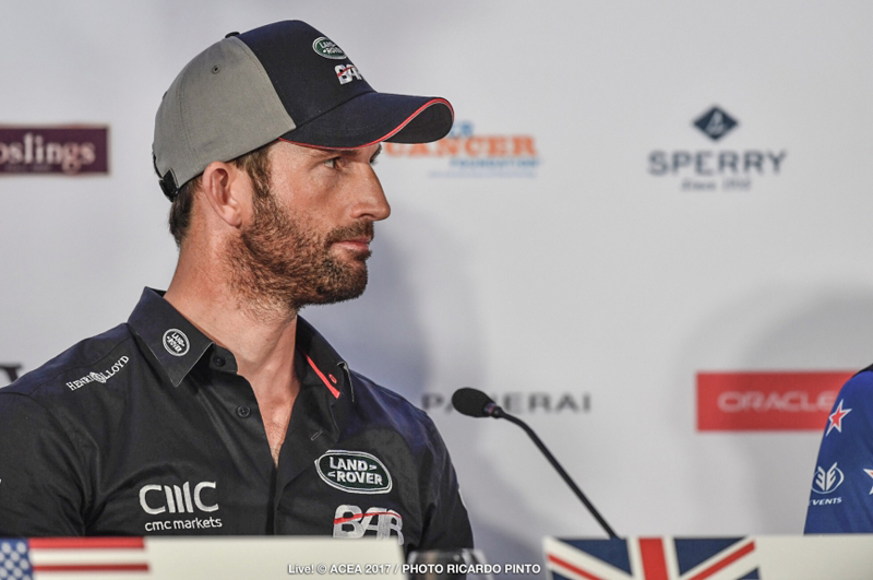 Live photos from the 35th America's Cup in Bermuda