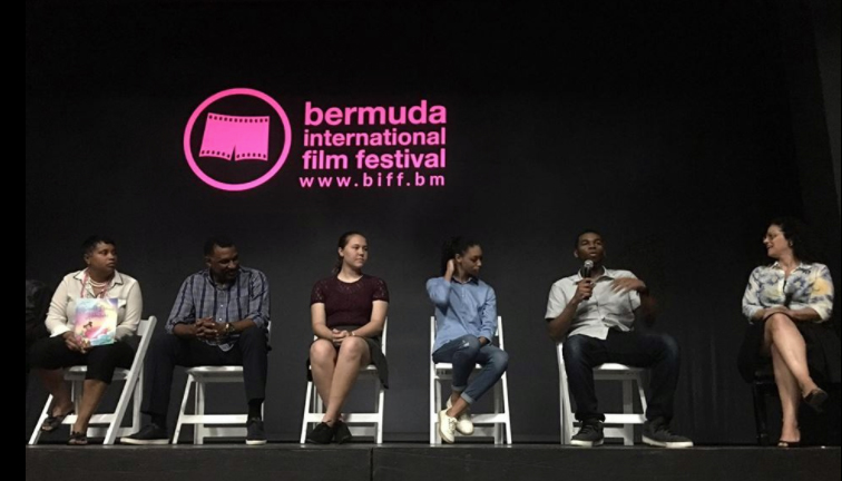 Panel Discussion Bermuda May 2017