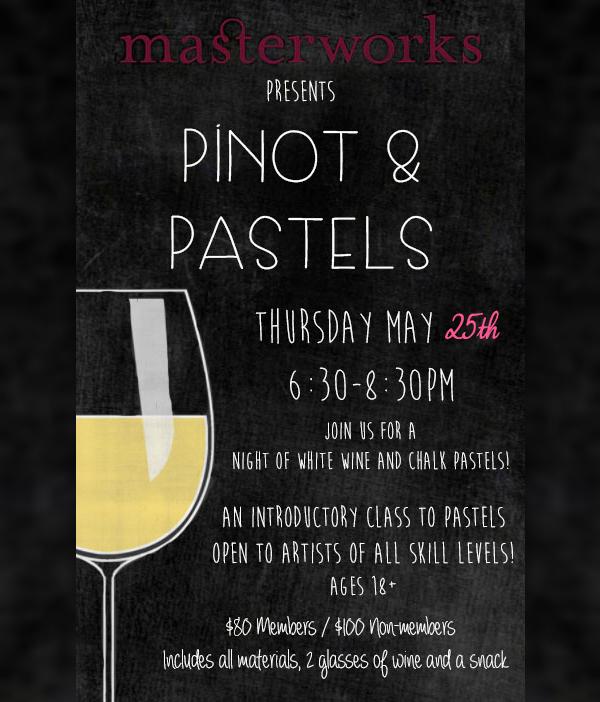 Pinot & Pastel Bermuda May 2017