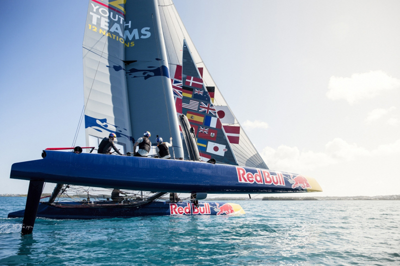 Red Bull Youth America's Cup - Action