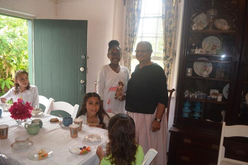 Sarah Catherine Tea Bermuda May 8 2017 (10)