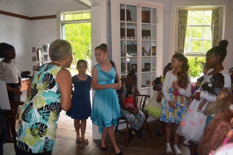Sarah Catherine Tea Bermuda May 8 2017 (4)