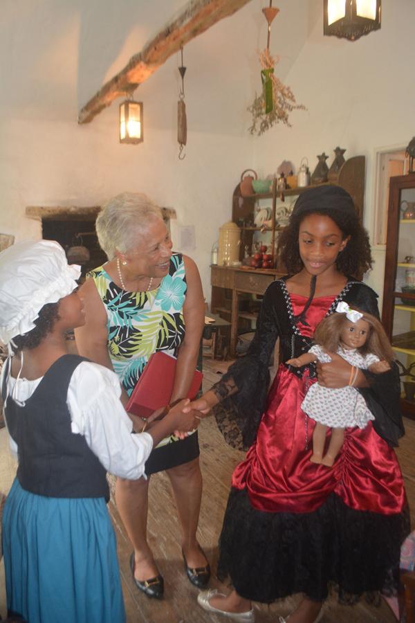 Sarah Catherine Tea Bermuda May 8 2017 (6)