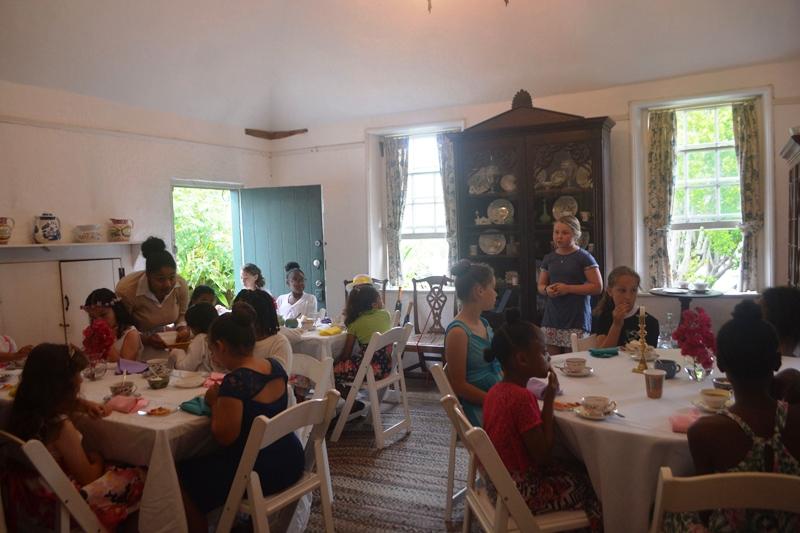 Sarah Catherine Tea Bermuda May 8 2017 (7)