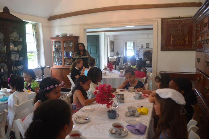 Sarah Catherine Tea Bermuda May 8 2017 (8)