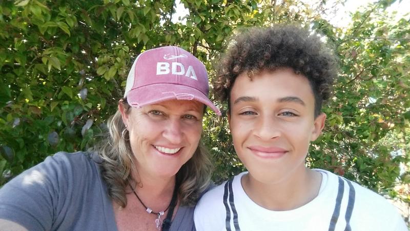 Sarah Robinson Bermuda May 2017