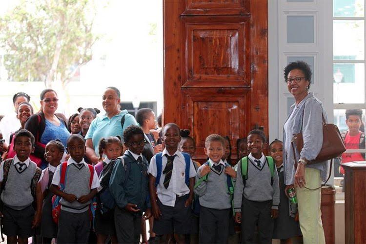 School Bermuda May 2017